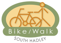 Bike/Walk South Hadley logo