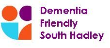 Dementia Friendly South Hadley logo