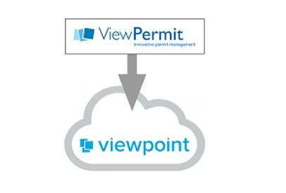 A cloud logo with the text 'ViewPoint Cloud' inside of it