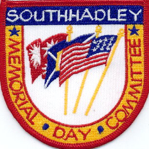 South Hadley Memorial Day Committee patch