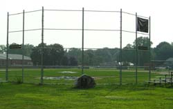 High Baseball Field